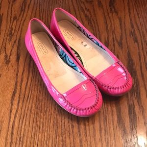 Pink slip on Coach 6